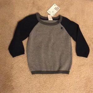 NWT H&M Baby boy sweater